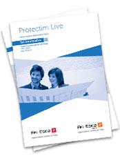 Brochure - Protectim Live - Assicurazione del Mutuo