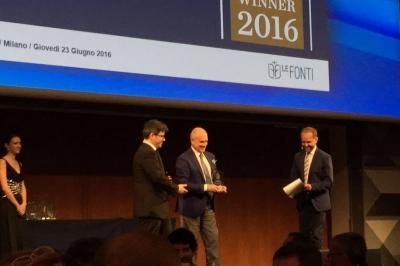 Premio Le Fonti 2016, Afi Esca ancora sul podio