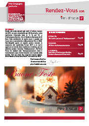 Copertina della newsletter